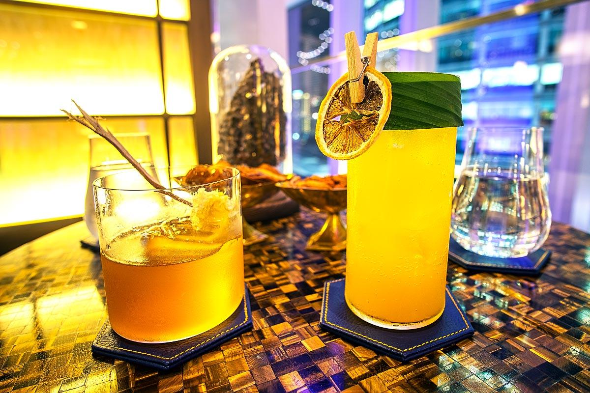 Bar Trigona drinks