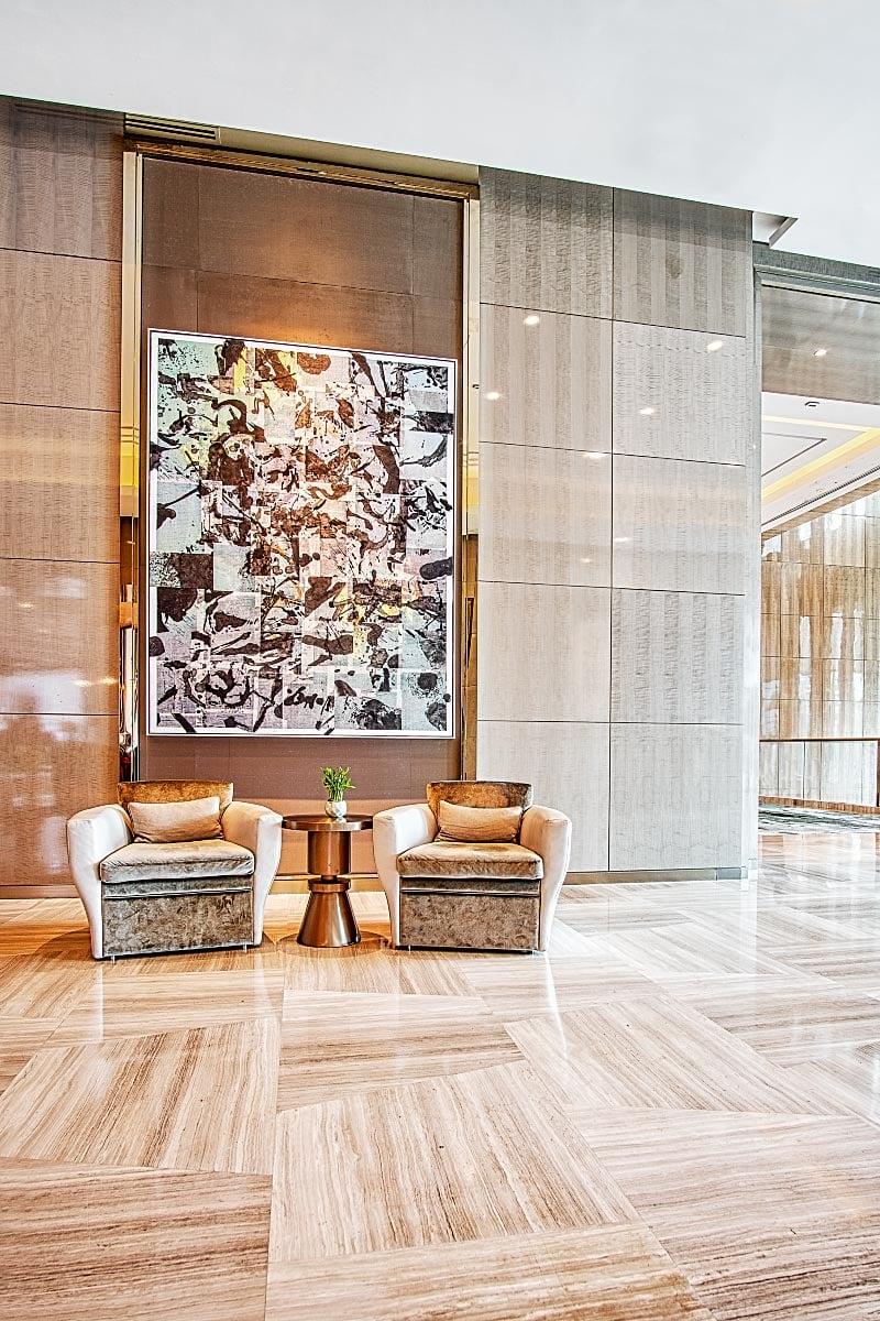 Four Seasons KL lobby