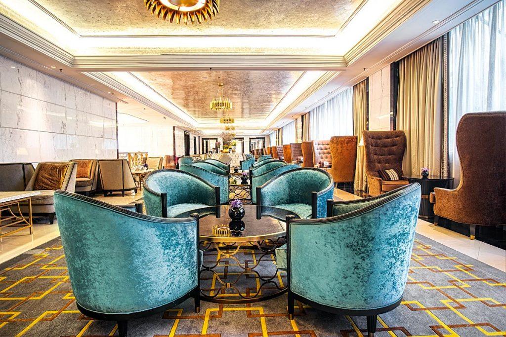 Ritz Carlton Lobby Lounge