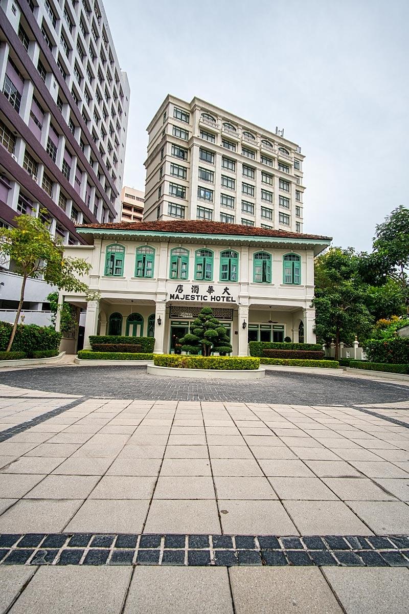 Majestic Hotel Melaka
