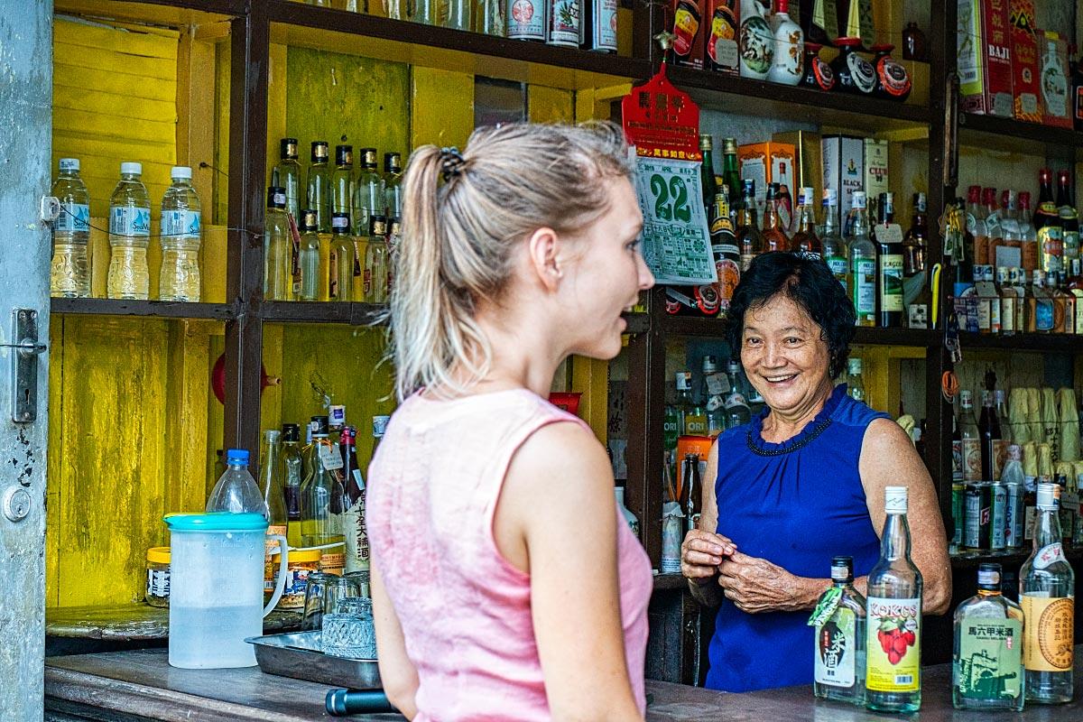 old bar in melaka