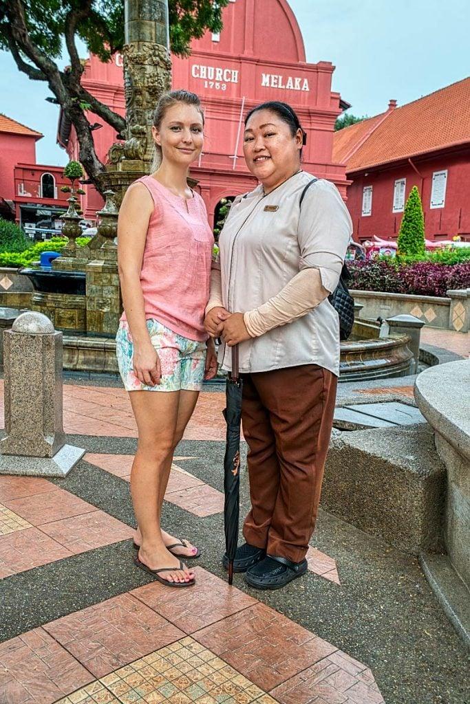 Melaka heritage walk