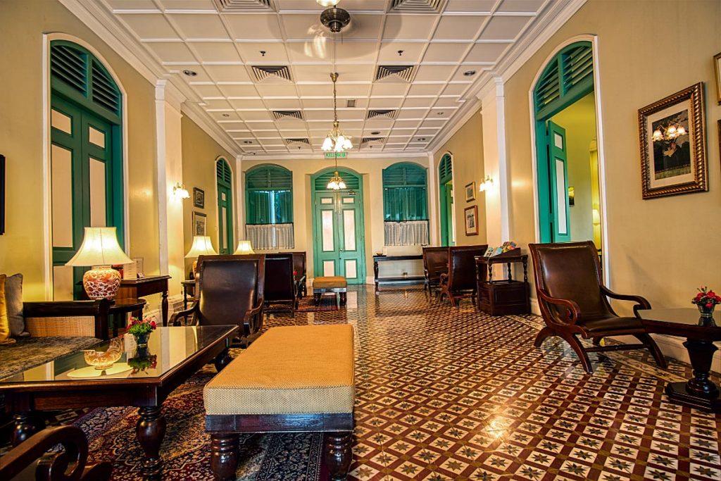 Majestic Hotel Malacca