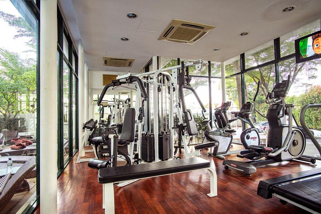 gym in Melaka