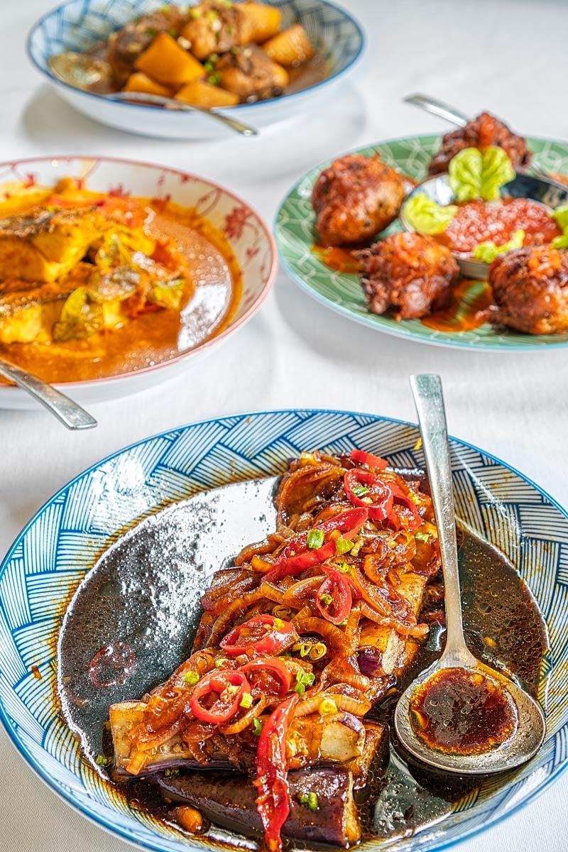 kristang food in melaka