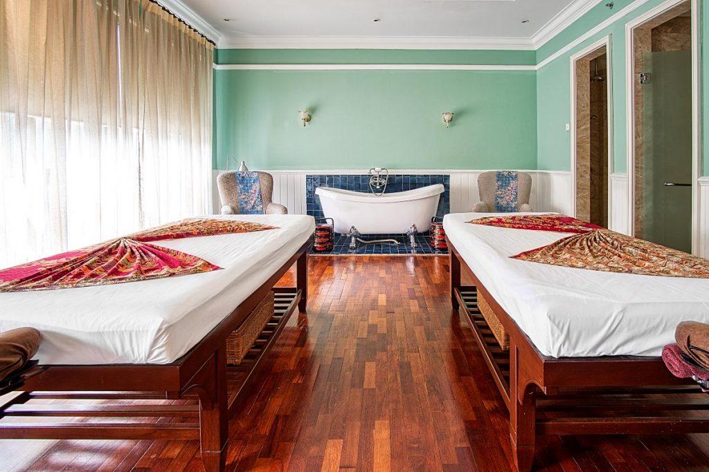 majestic Malacca spa