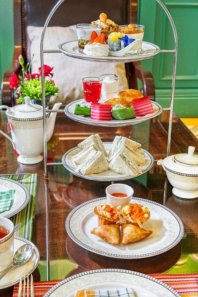 the best afternoon tea in Melaka
