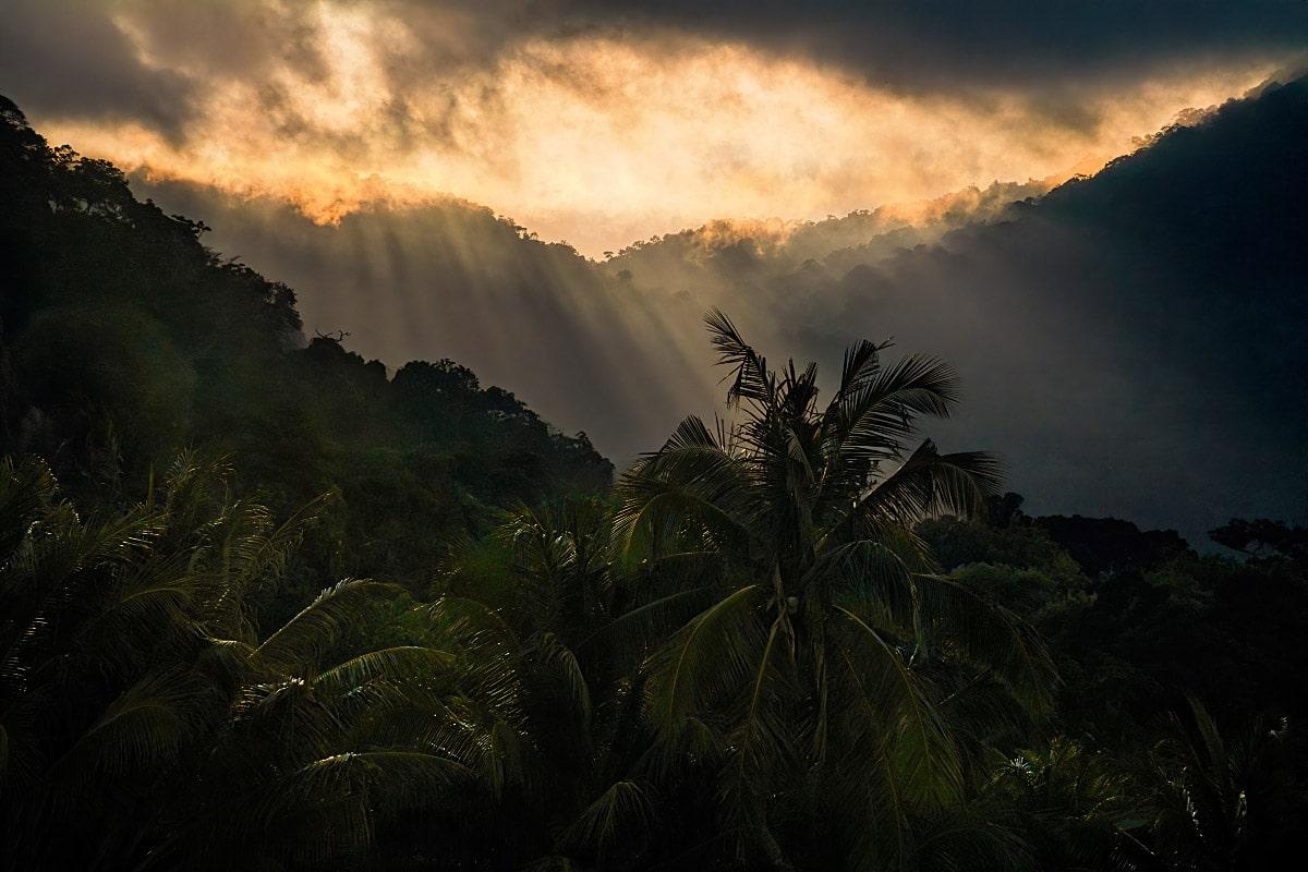 tioman sunrise