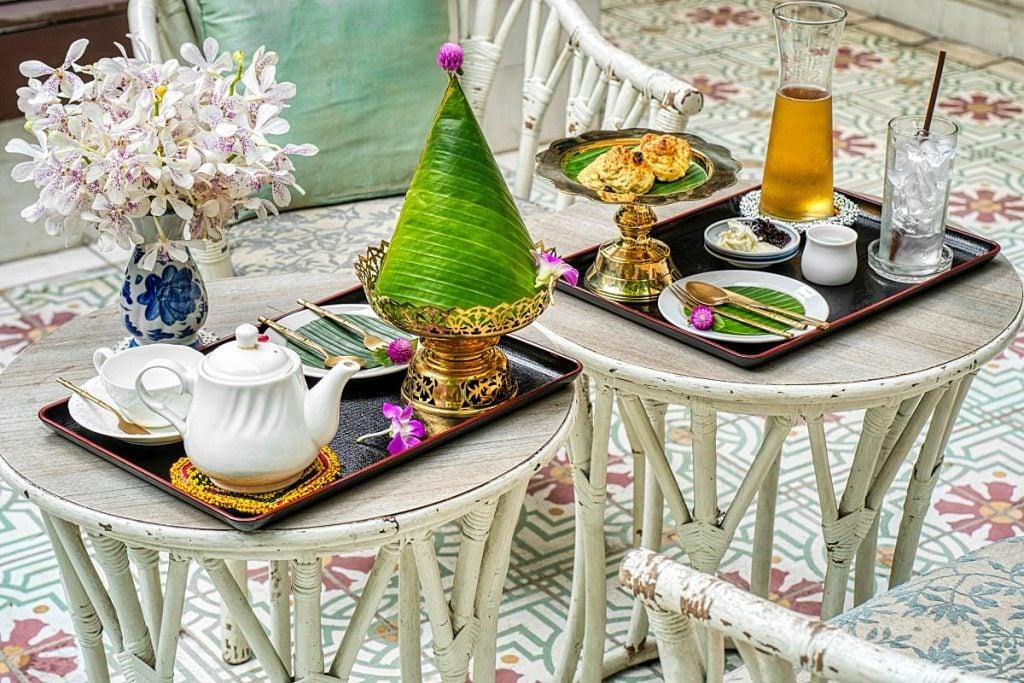 Floral High Tea