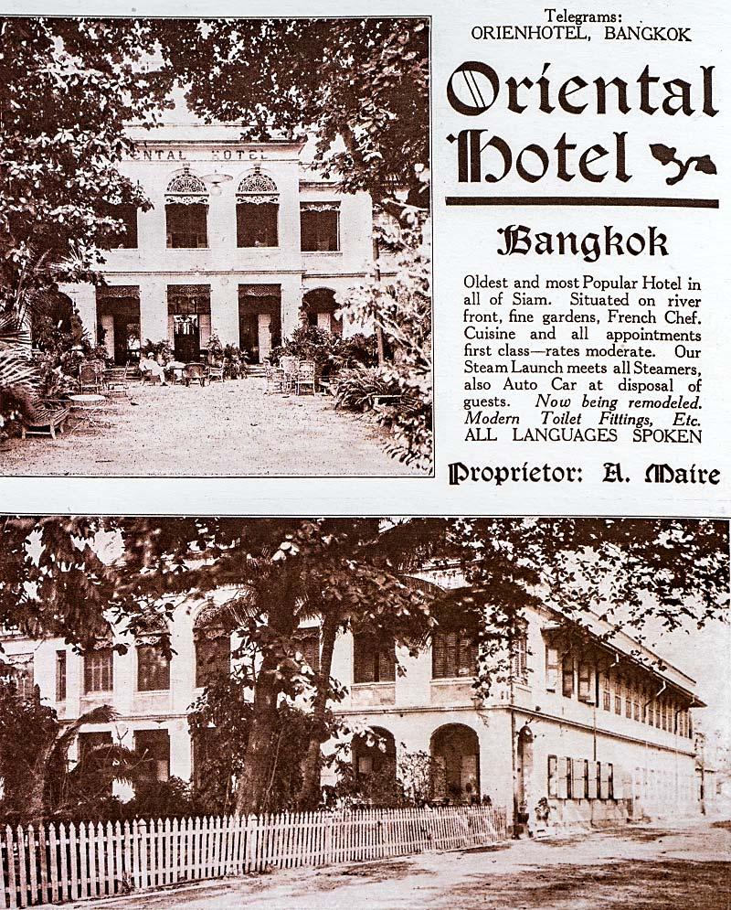 oriental hotel bangkok news