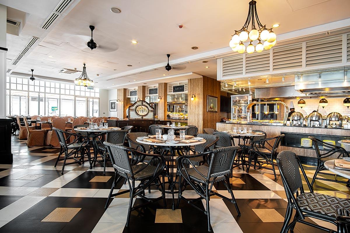Sarkies restaurant