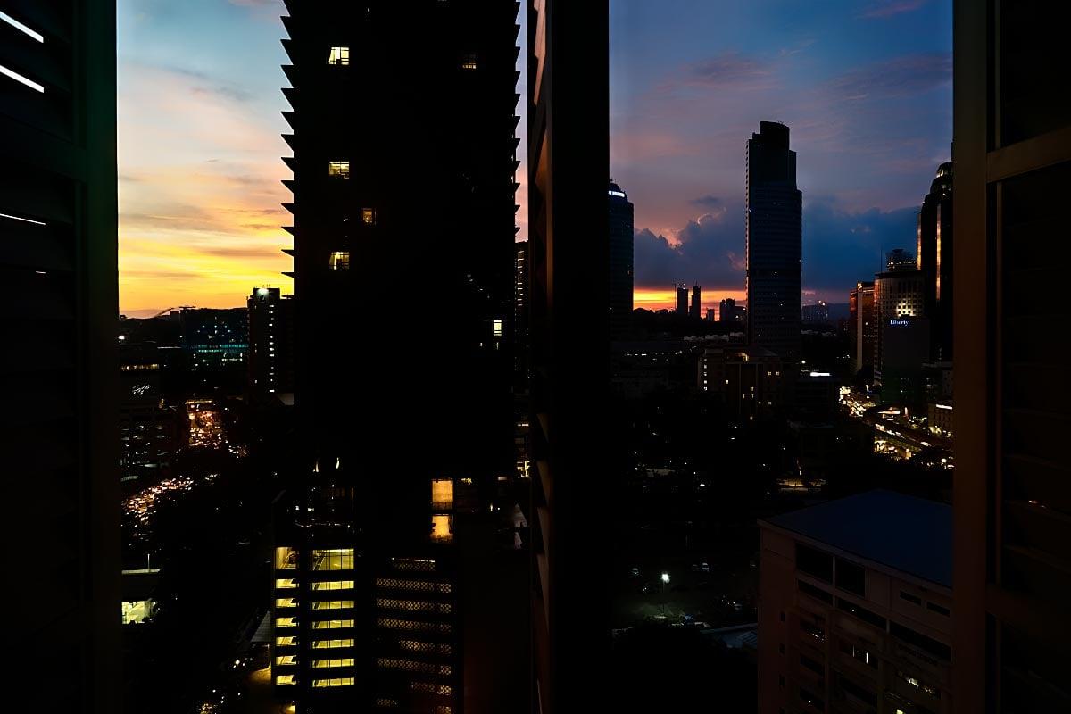 Kuala Lumpur Sunset
