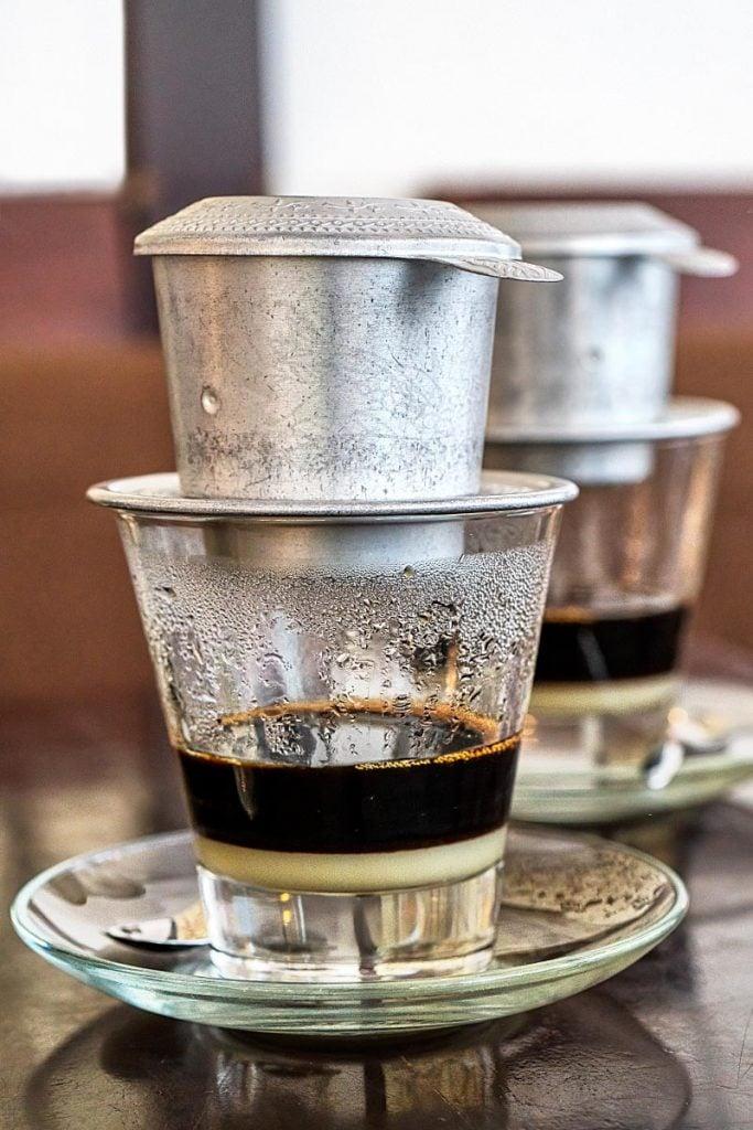 vietnamese coffee phin style