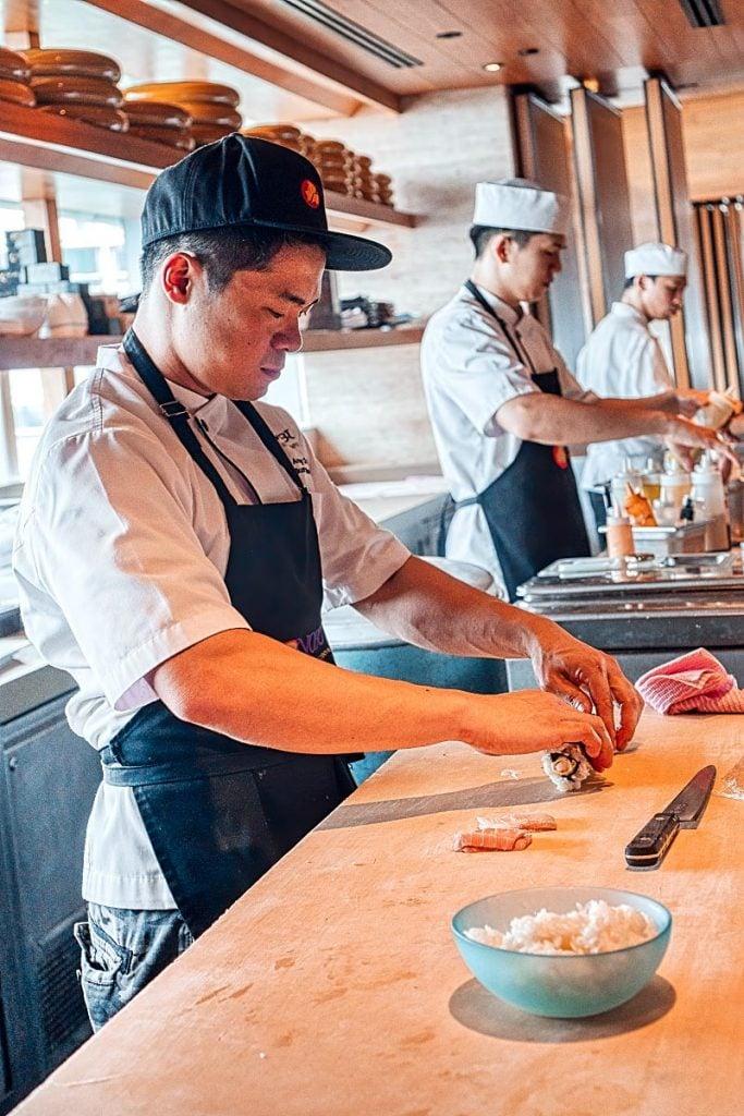 Nobu afternoon tea Kuala Lumpur review