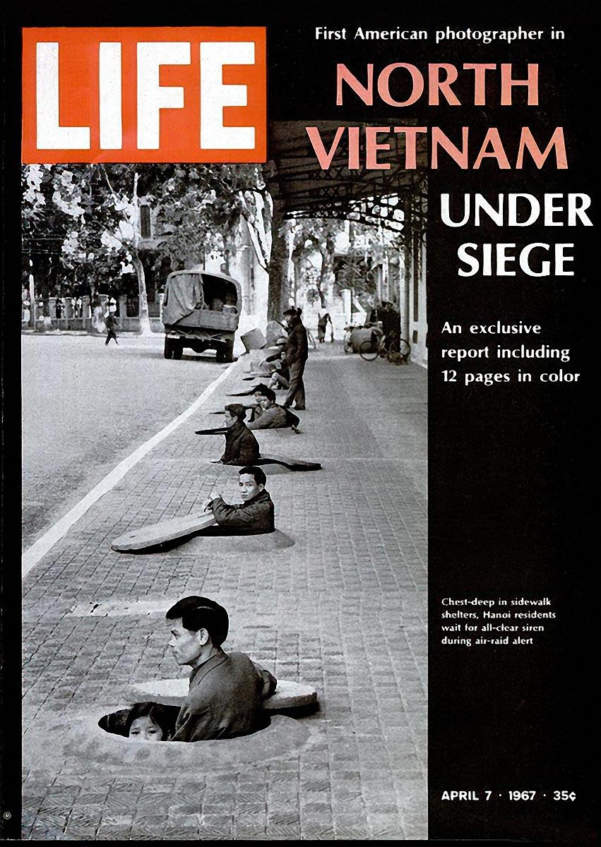 Life magazine vietnam cover