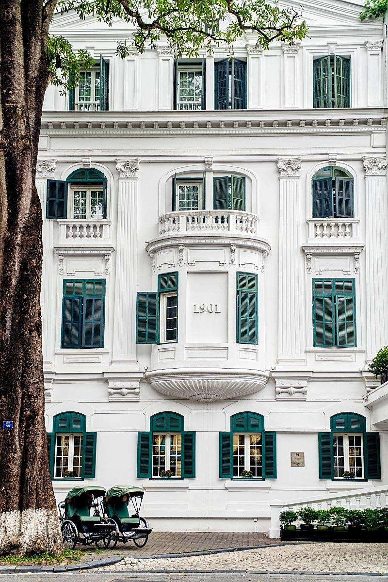 Metropole Hotel Hanoi 1901