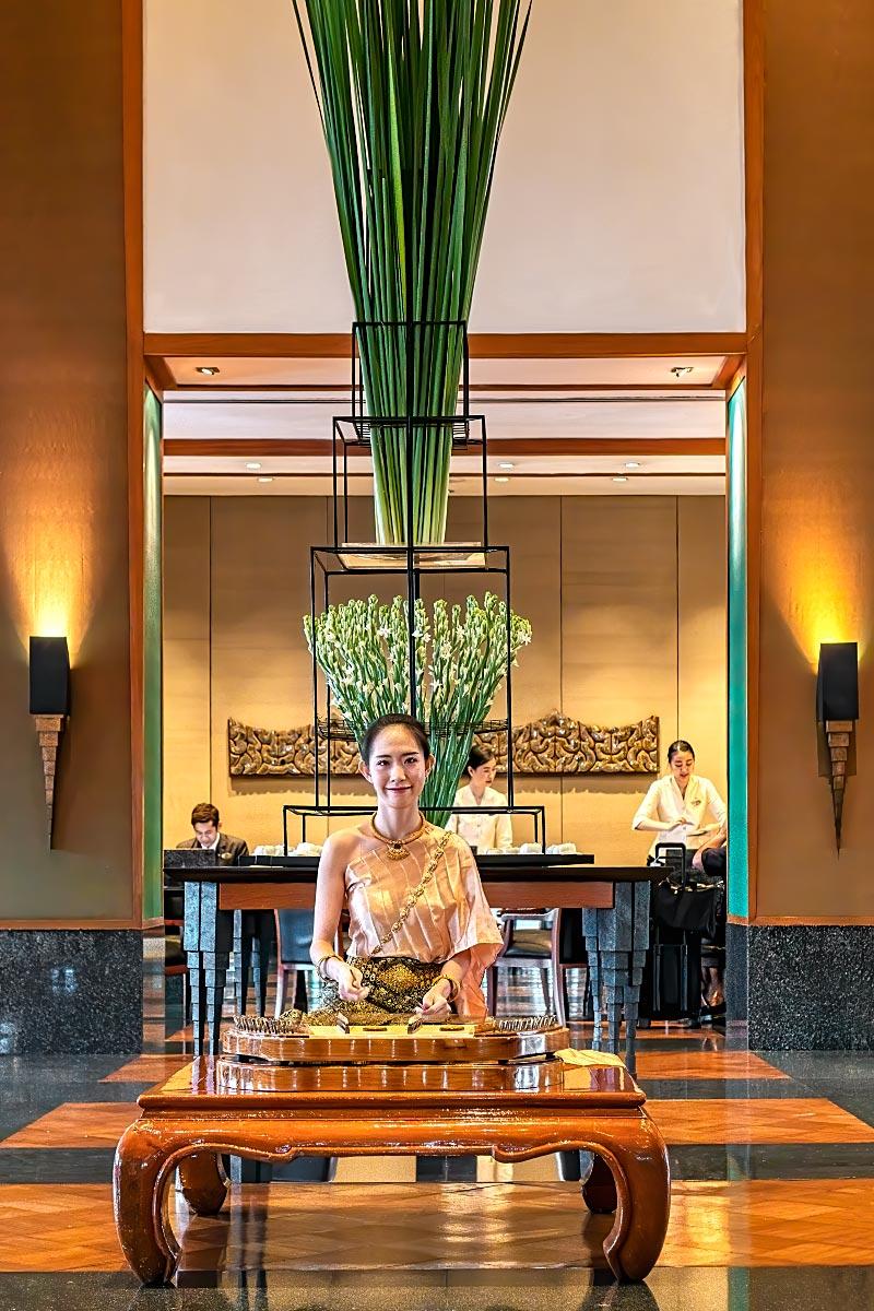 Sukhothai Lobby