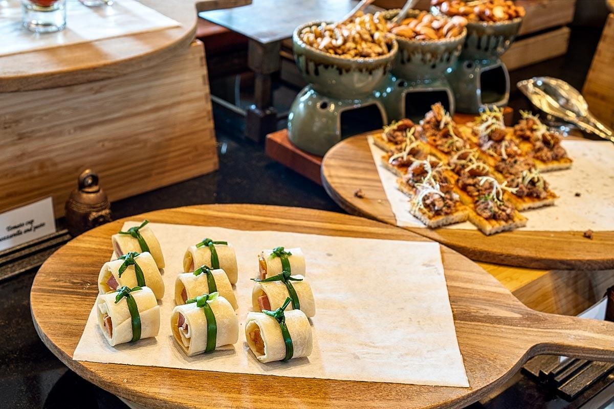Sukhothai Bangkok buffet