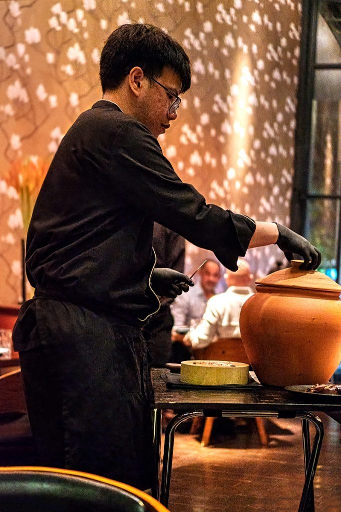Saawaan Bangkok chef