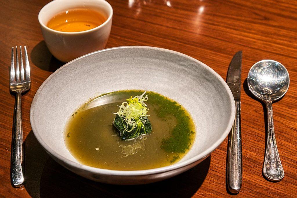bai ya nang soup