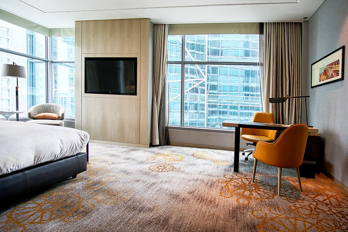 Sofitel Hotel Room