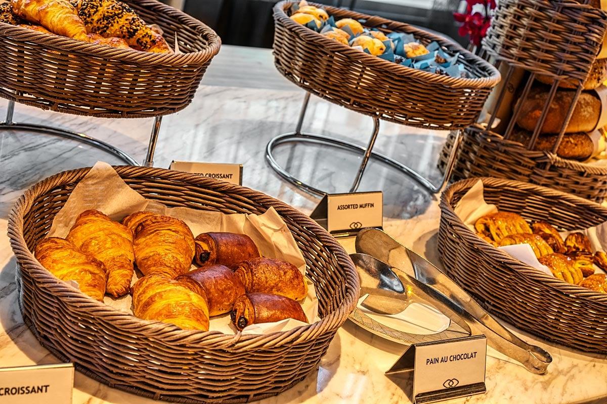 Sofitel Kuala Lumpur Damansara breakfast