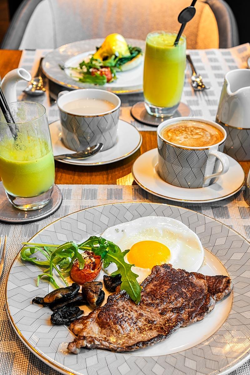 Sofitel Damansara Breakfast