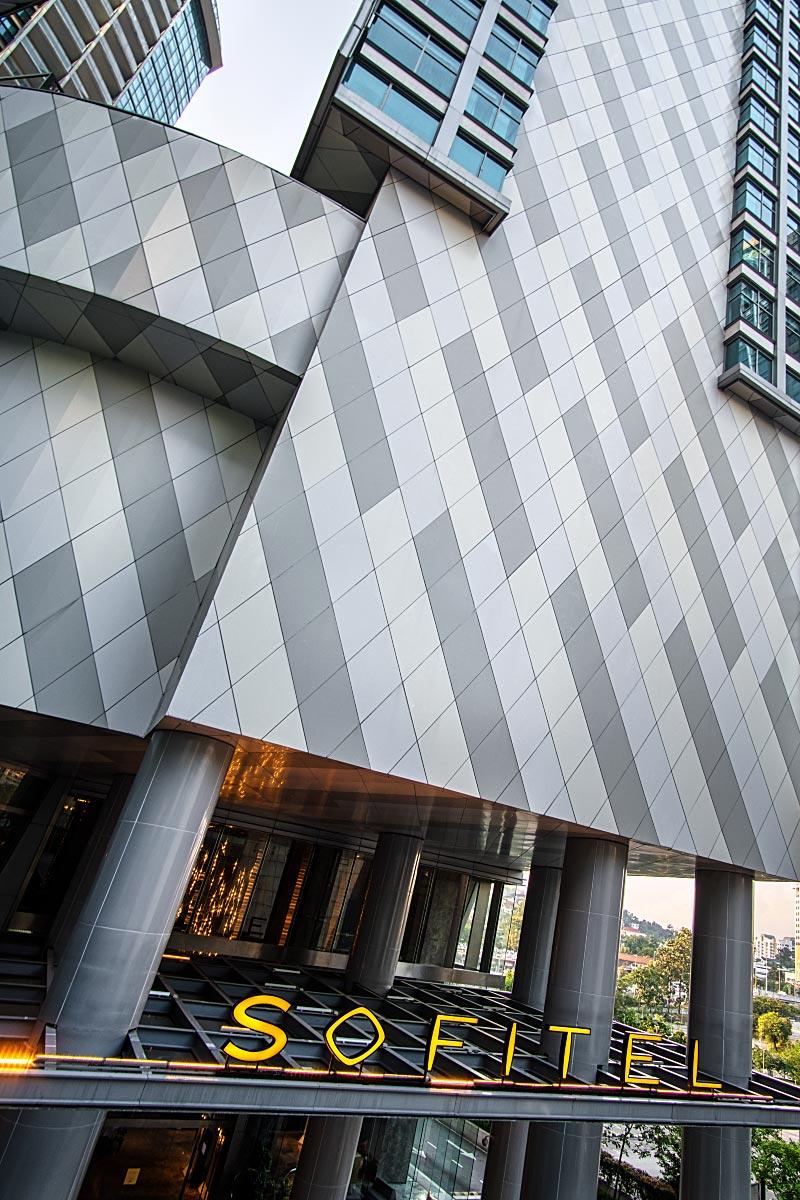 Sofitel hotel Kuala Lumpur