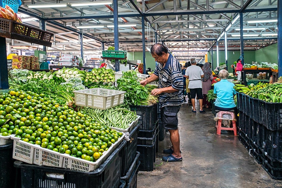 Melaka Market
