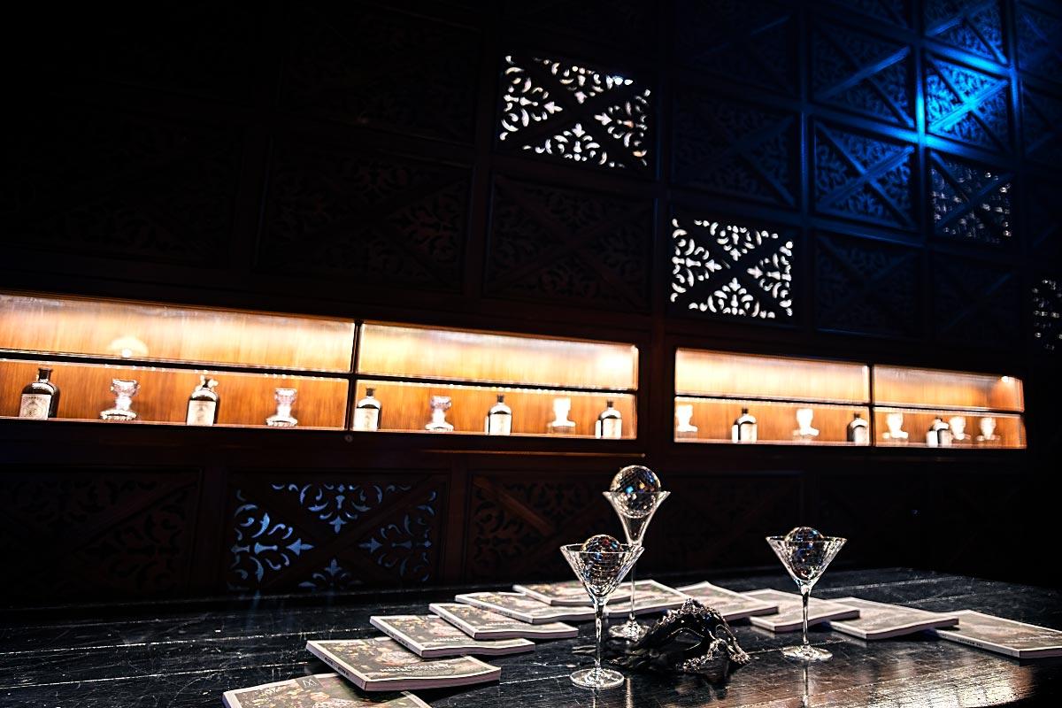 mystical bar entrance