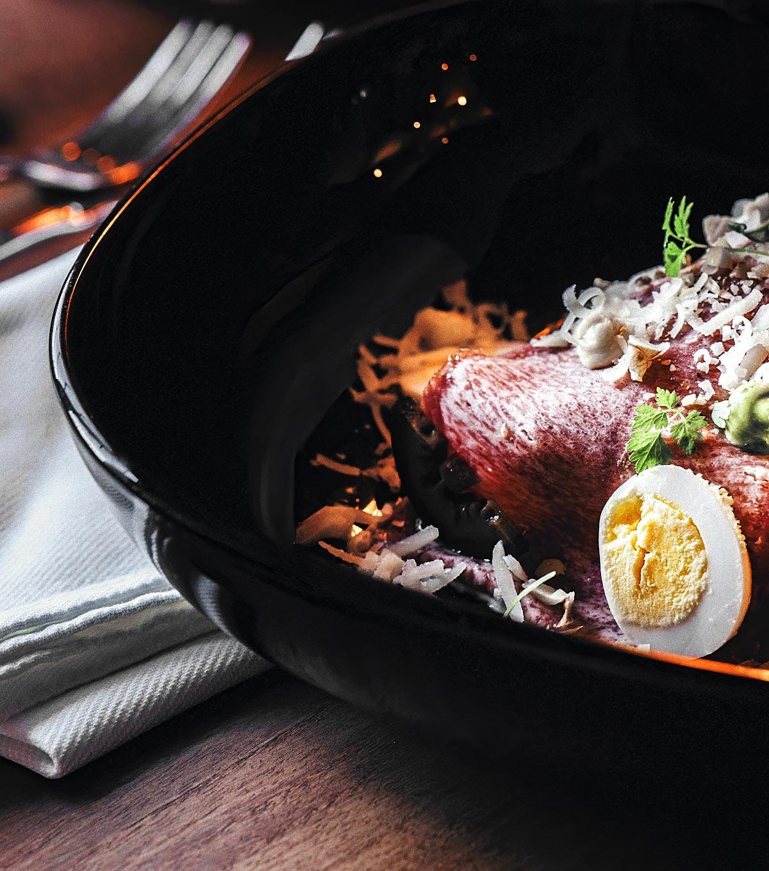 Slovene nouvelle cuisine