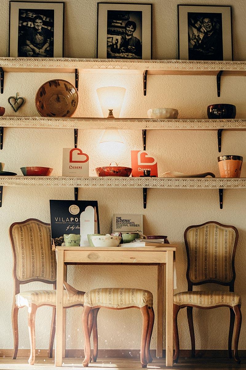 Vila Podvin Ceramic Studio