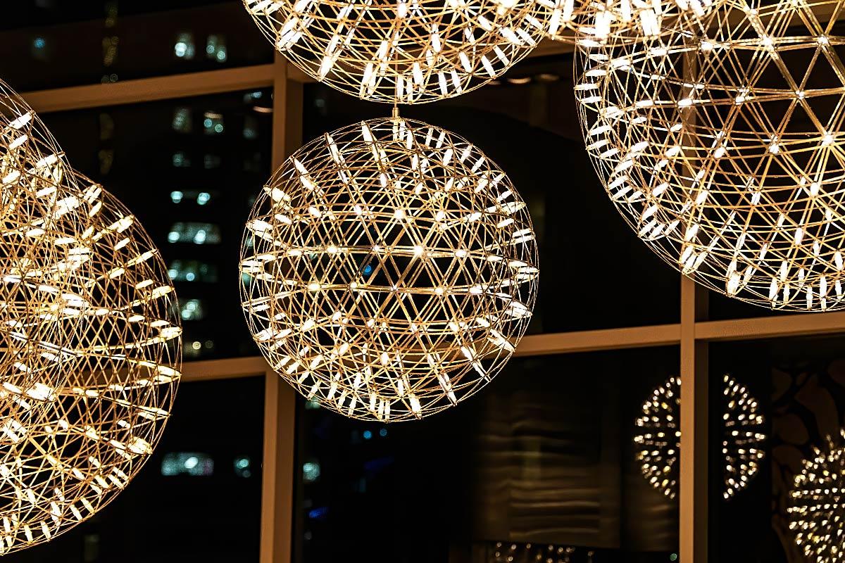 Nook ceiling lights