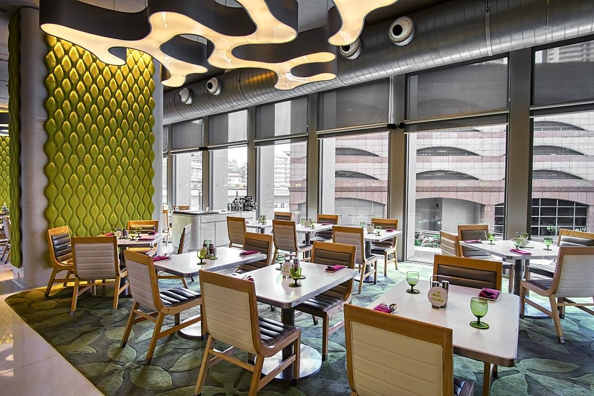 Nook restaurant Kuala Lumpur