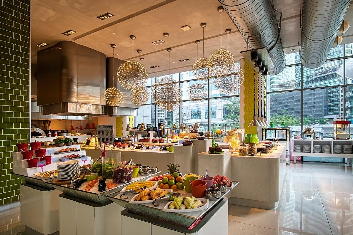 Aloft buffet Kuala Lumpur