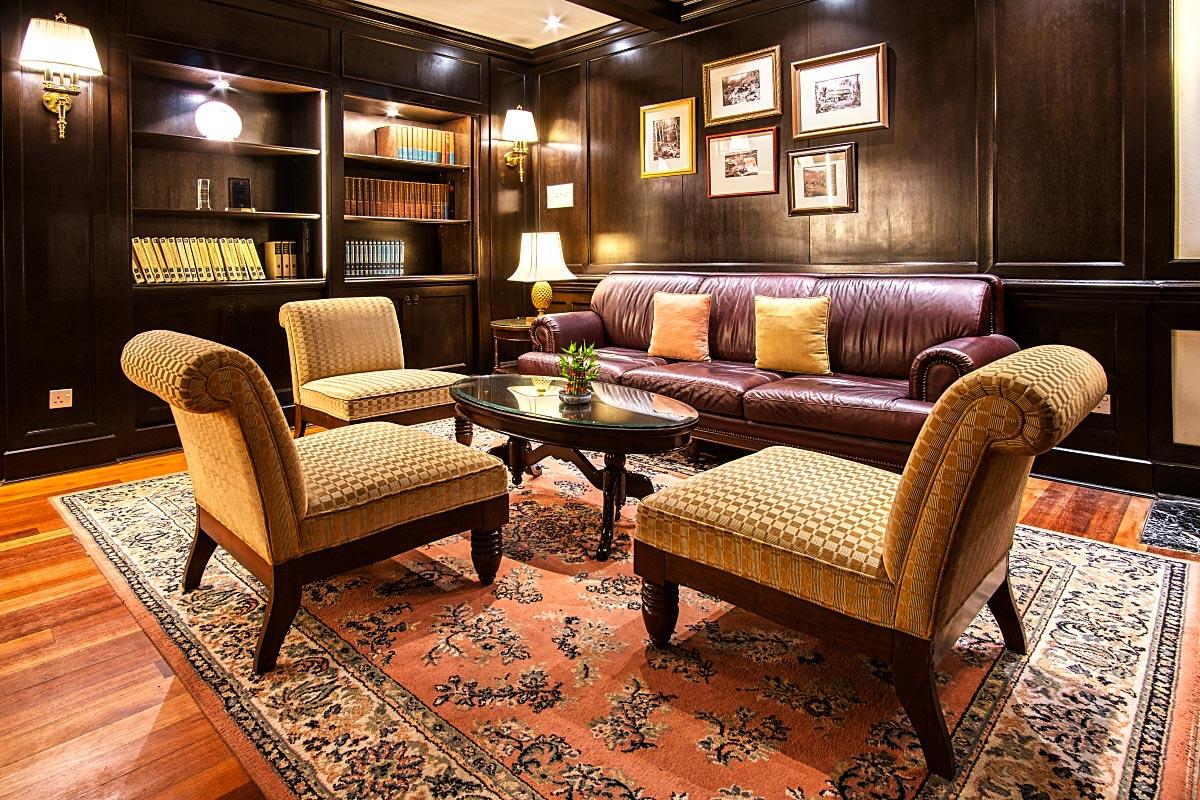 Reading room Cameron Highlands