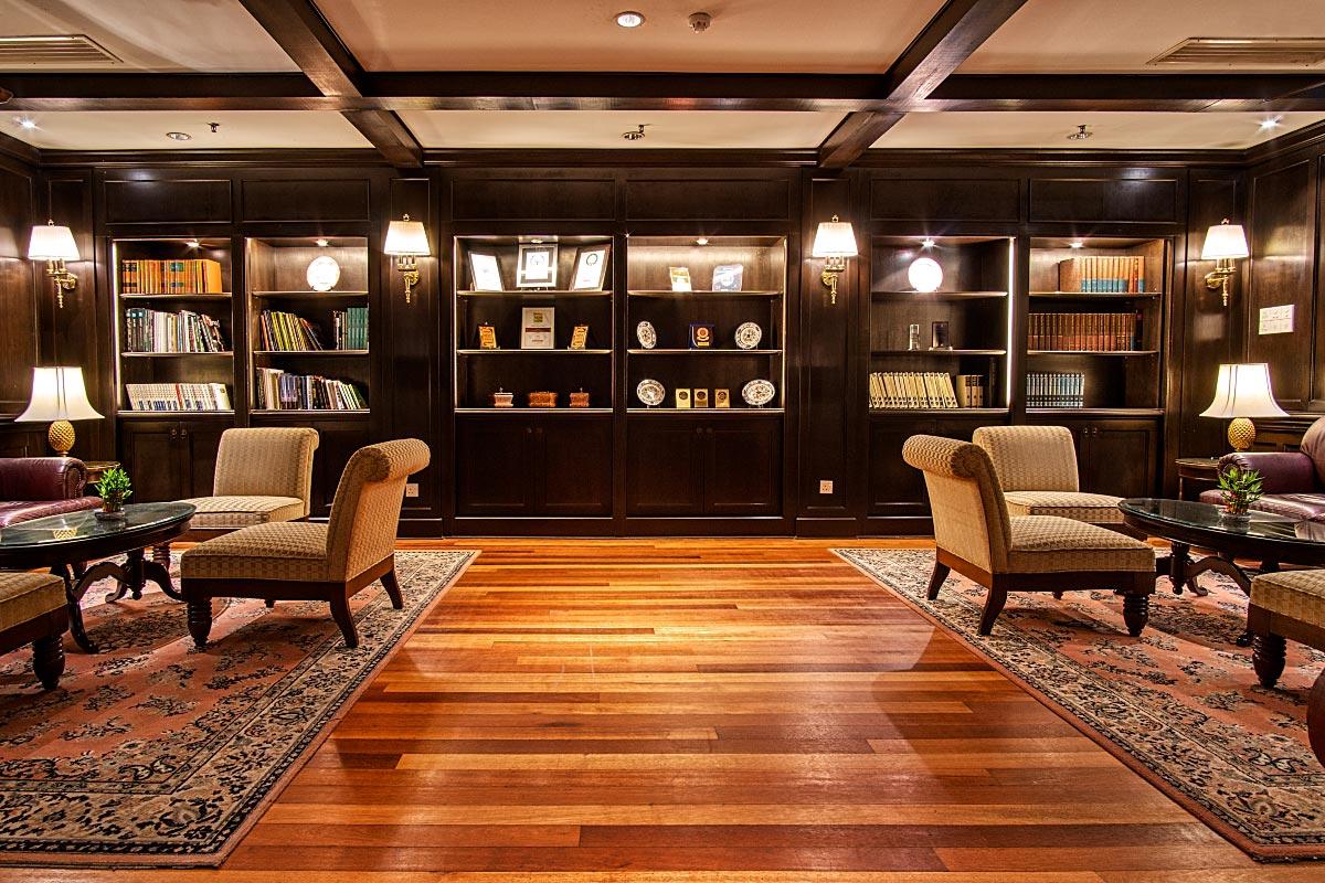 Cameron Highlands Resort Library