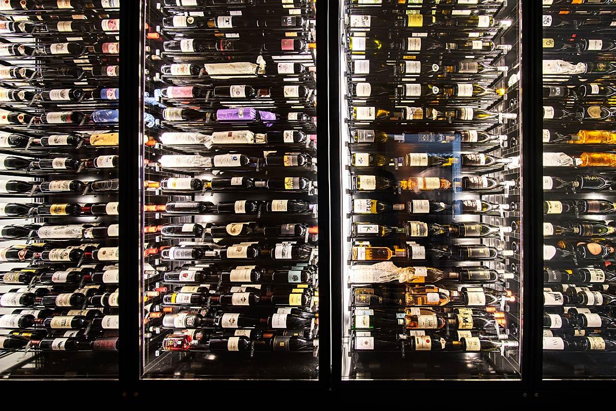 Galerija Okusov wine stock