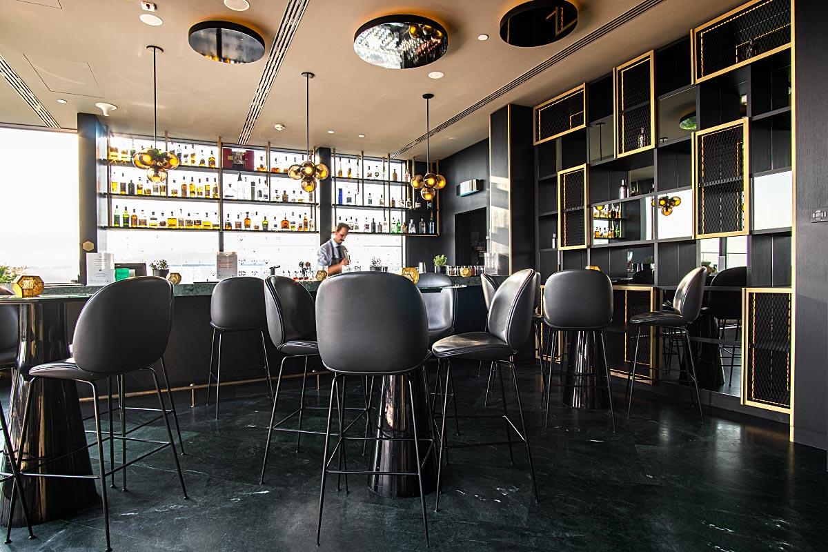 B Bar Intercontinental Ljubljana