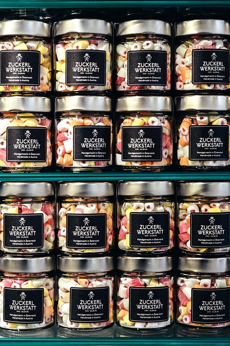Austrian candies