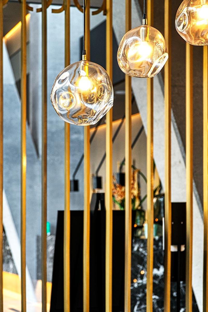 ceiling glass lights