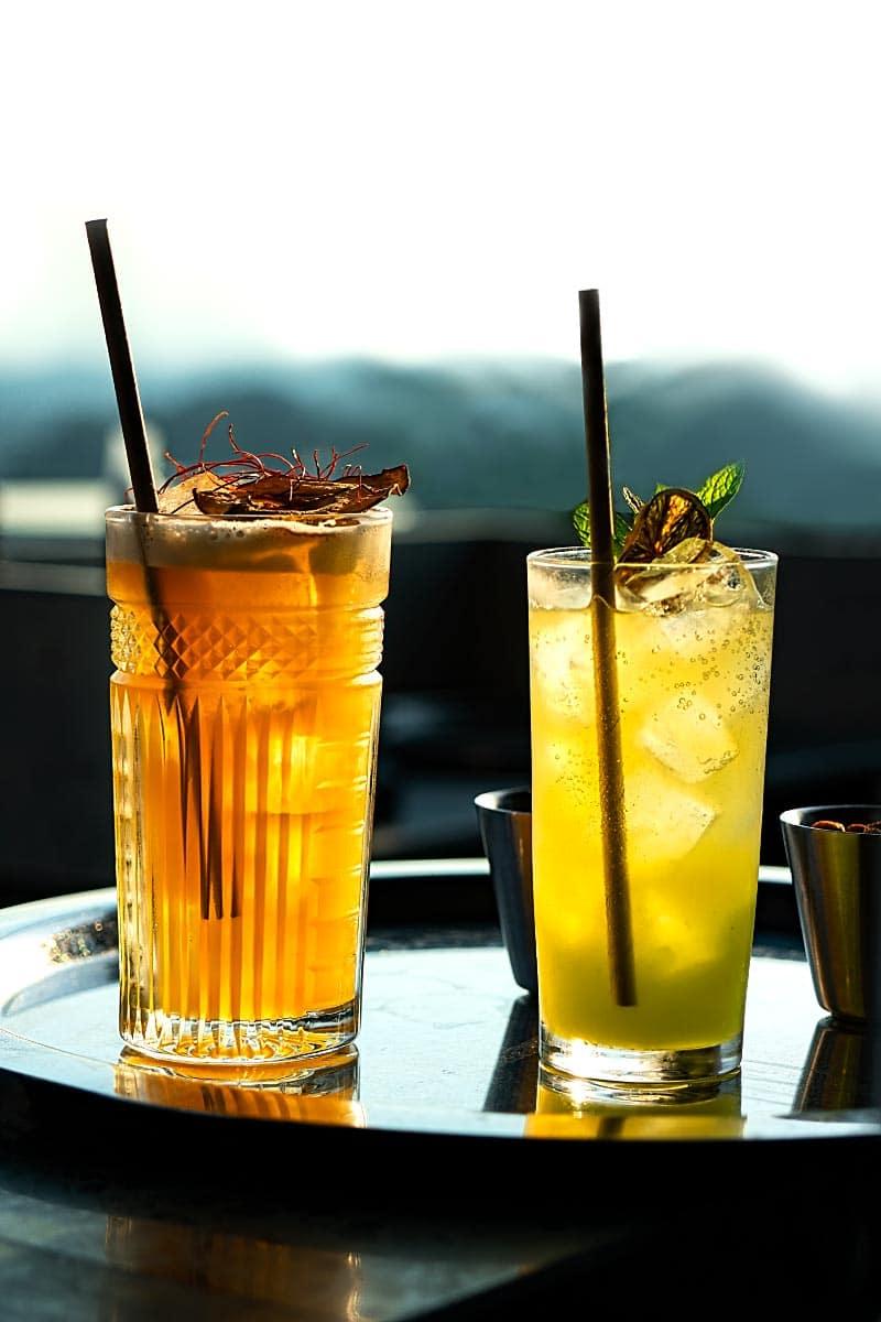 Intercontinental Ljubljana Cocktails