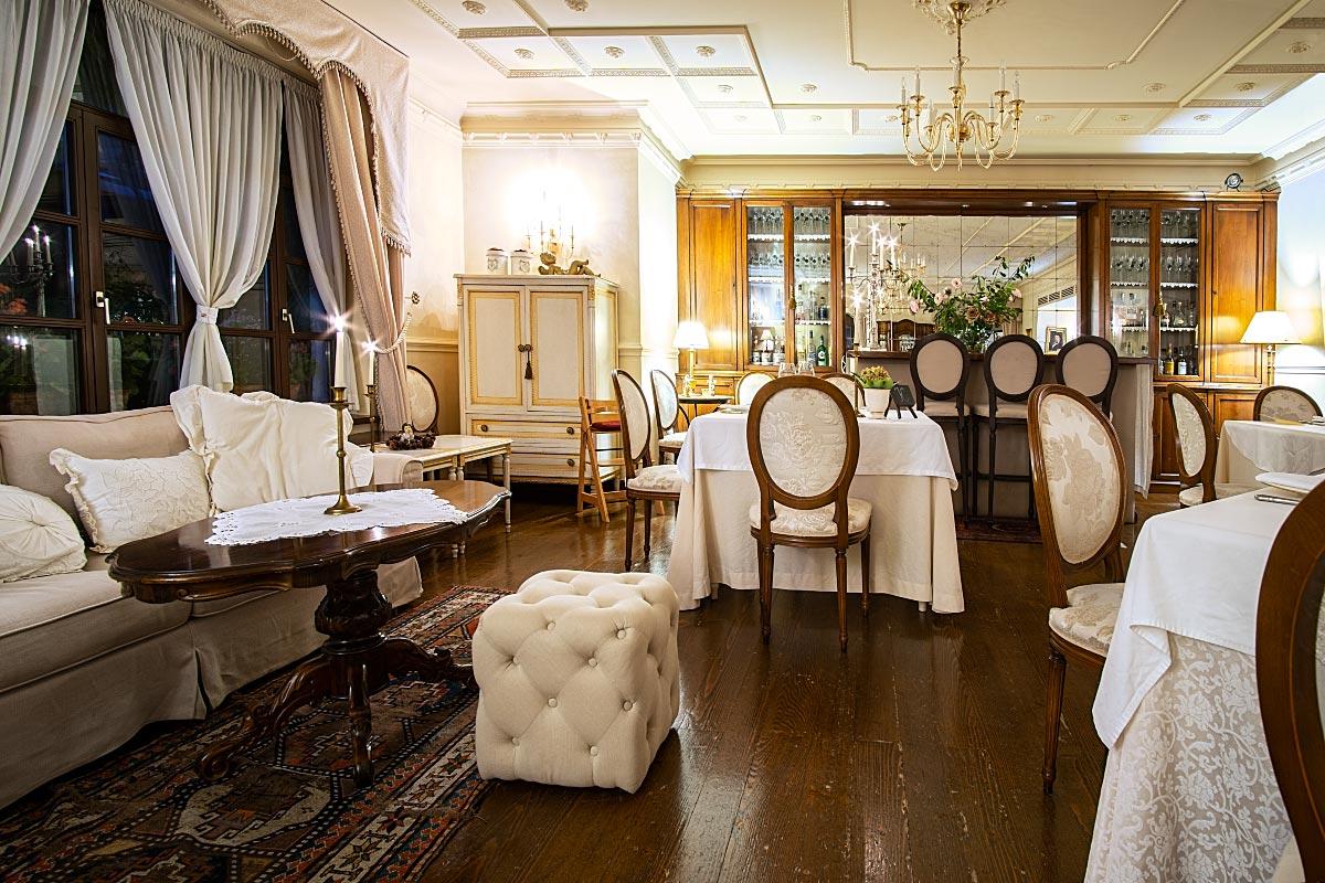 Restaurant Kendov Dvorec