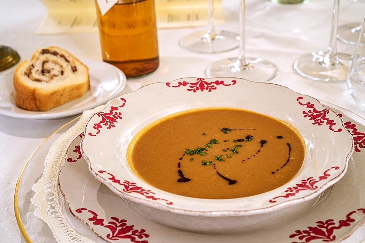 soup at kendov dvorec