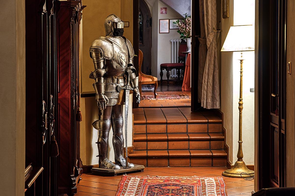kendov dvorec armor
