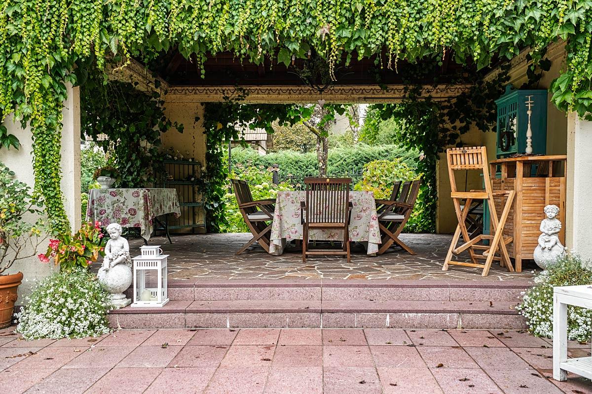 kendov dvorec garden