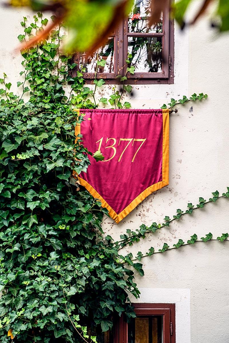 kendov dvorec 1377