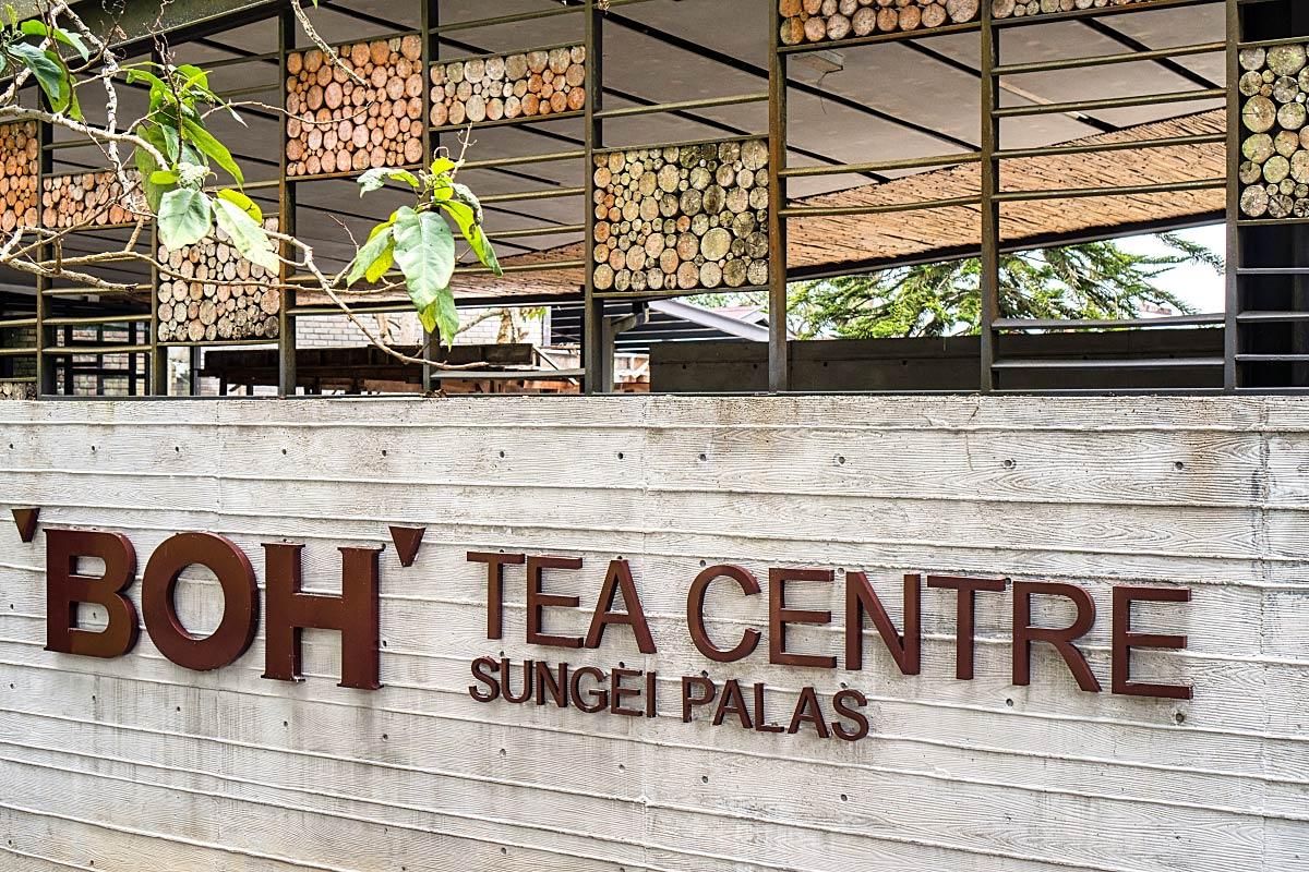 boh tea plantation center