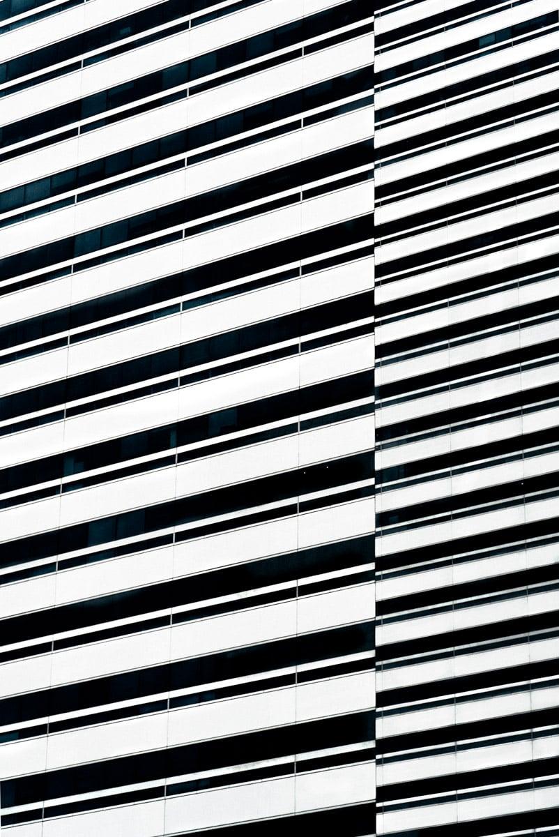 architecture stripes