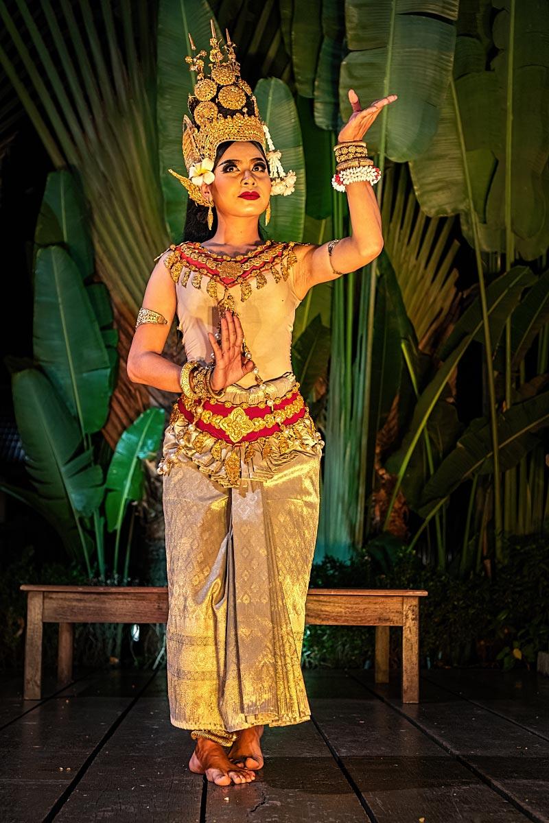 cambodian royal ballet dancer